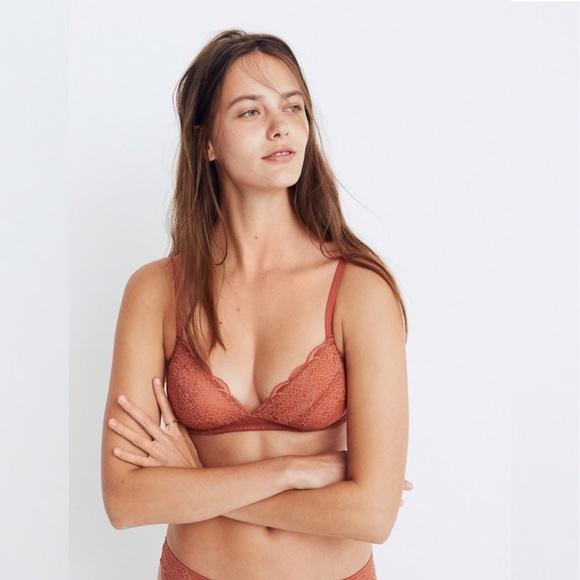 66568b24a86b Madewell Intimates & Sleepwear | Camila Lace Bralette | Poshmark